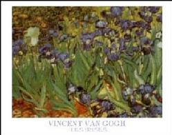 Les Irises Poster