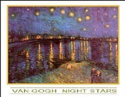 Night Stars Poster