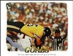 Football Goals Poster 20x16