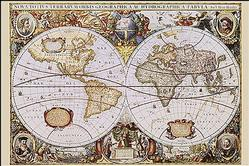 Geography: Orbis Geographica Poster
