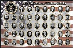 History: Presidents of the US Poster