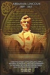 History: Abe Lincoln Gettysburg Address