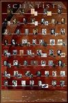 Science: Famous Scientists Poster