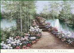 Bridge of Flowers Litho