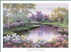 Springtime Symphony Litho