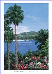 Tropical View Litho