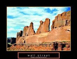 Wall Street Poster 28x22