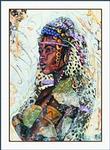 2 - Nubian Art Print