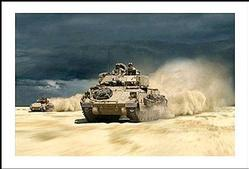 Army Tank: The Approaching Storm (Small)