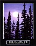 Moonrise Challenge Poster 8x10