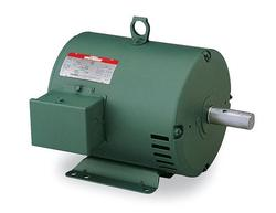 1.5HP LEESON 1750RPM 145T DP 3PH WATTSAVER MOTOR 121004.00