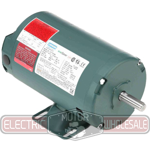 2HP LEESON 3490RPM 56 DP 3PH ECOSAVER MOTOR E116755.00