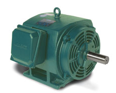 125HP LEESON 3560RPM 404TS DP 3PH WATTSAVER MOTOR 170154.60