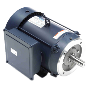 7.5HP LEESON 1740RPM 215TC TEFC 1PH MOTOR 140807.00