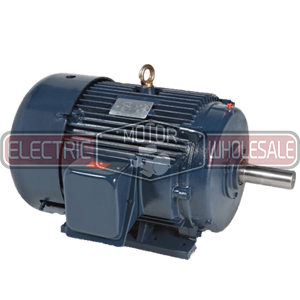 7.5HP LEESON 1185RPM 254T TEFC 3PH ULTIMATE-E MOTOR 170122.60