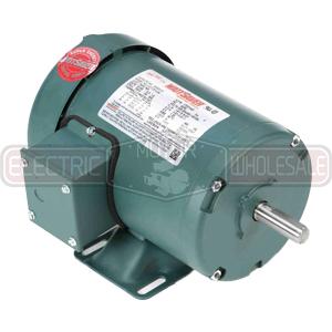 10HP LEESON 1765RPM 215T TEFC 3PH WATTSAVER MOTOR 140451.00