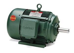 20HP LEESON 1185RPM 286T TEFC 3PH WATTSAVER MOTOR 170001.60