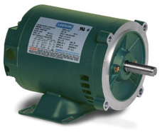 1.5HP LEESON 1750RPM 56C DP 3PH WATTSAVER MOTOR 116764.00