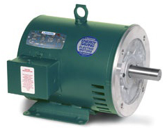 5HP LEESON 3515RPM 184TC DP 3PH WATTSAVER MOTOR 132242.00