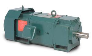 10HP BALDOR 1750RPM 2113ATZ TEFC 240VDC MOTOR D2510R
