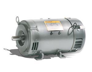 10HP BALDOR 1750/2300RPM 219AT DPFG 240VDC MOTOR D2010P