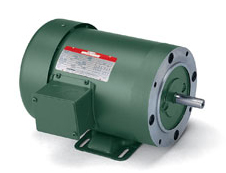 1HP LEESON 1760RPM 143TC TEFC 3PH WATTSAVER MOTOR 121179.00