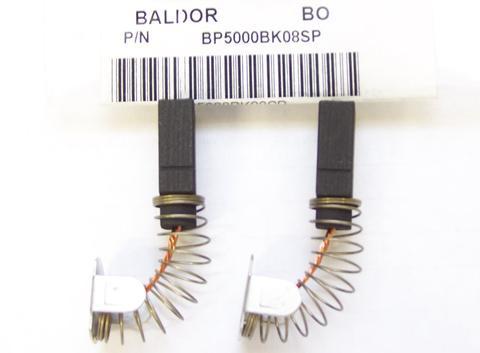 Bp5000bk08sp Baldor 33pm Carbon Brush Set