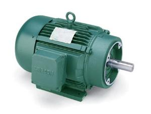 5HP LEESON 1760RPM 184TC TEFC 3PH WATTSAVER MOTOR 171566.60