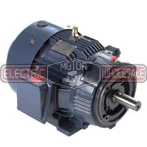 10HP LEESON 1175RPM 256TC TEFC 3PH ULTIMATE-E MOTOR 170139.60