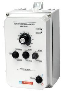 KBAC-24D 1HP NEMA 4X ANALOG VFD 115/230VAC 9988