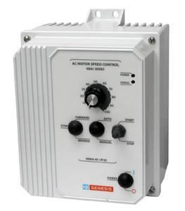 KBAC-29 3HP NEMA 4X VFD 230VAC 1PH INPUT 10002