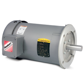 1HP BALDOR 1750RPM 143TC TEFC 3PH MOTOR VM3546T