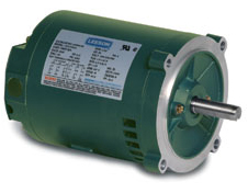 1.5HP LEESON 1800RPM 56C DP 3PH MOTOR 116741.00