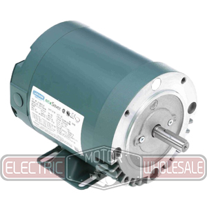 1/2HP LEESON 1725RPM 56C DP 3PH ECOSAVER MOTOR E119353.00