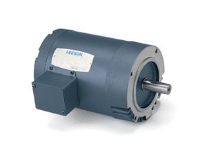 1/2HP LEESON 3450RPM 56C DP 3PH MOTOR 100056