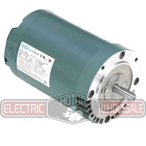 3/4HP LEESON 1140RPM 143TC DP 3PH MOTOR 120063.00