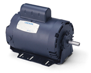 3/4HP LEESON 3450RPM 48 DP 1PH MOTOR 101433.00