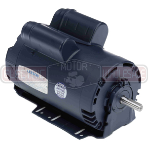 1.5HP LEESON 1725RPM 56H DP 277VAC 1PH MOTOR 116600.00