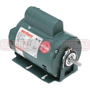 1/4HP LEESON 1725RPM 48 DP 1PH WATTSAVER MOTOR 101602.00