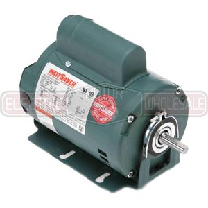 1/2HP LEESON 1725RPM 48 DP 1PH WATTSAVER MOTOR 101585.00