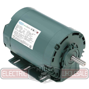 1/2HP LEESON 1725RPM 56 DP 3PH ECOSAVER MOTOR E119360.00