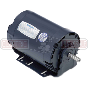 1/4-1/12HP LEESON 1725RPM 48Z DP 1PH MOTOR 101020.00