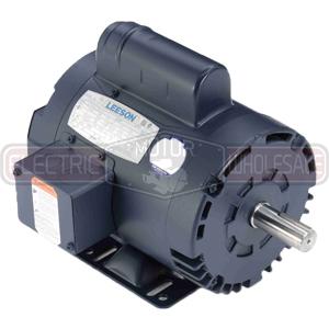 1/3HP LEESON 1425RPM 56 IP22 1PH MOTOR 110394.00