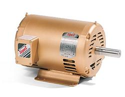 40HP BALDOR 3540RPM 286TS OPEN 3PH MOTOR EM2538T-CI