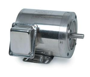 1/3HP LEESON 1740RPM 56C TENV 3PH WG SST MOTOR 191201.40