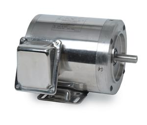 1/2HP LEESON 1740RPM 56C TENV 3PH WG SST MOTOR 191204.40