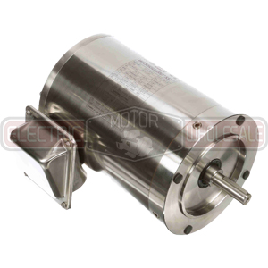 1/2HP LEESON 1800RPM 56C TENV 3PH MOTOR 191205.00