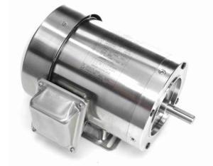 1HP LEESON 3450RPM 56HC TEFC 3PH WG SST MOTOR 191209.00