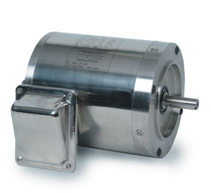 1HP LEESON 1800RPM 56C TENV 3PH MOTOR 191290.40