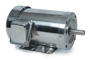 1HP LEESON 1740RPM 56HC TEFC 3PH WG SST MOTOR 191211.00